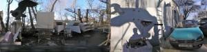 Budapest cu vultur si umbra